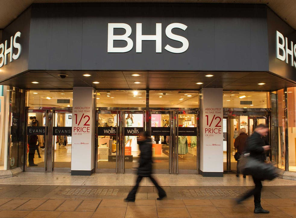 BHS also confirmed it is selling its Oxford Street store for £30m as it seeks to fund its turnaround