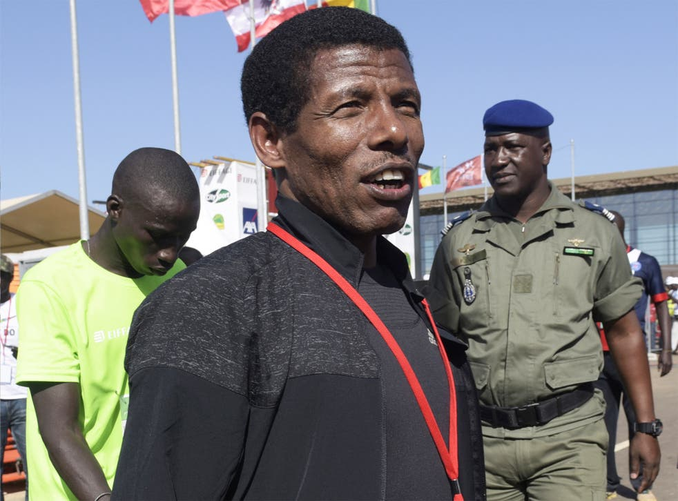 Double Olympic champion Haile Gebrselassie says Ethiopia is serious about eradicating doping in athletics