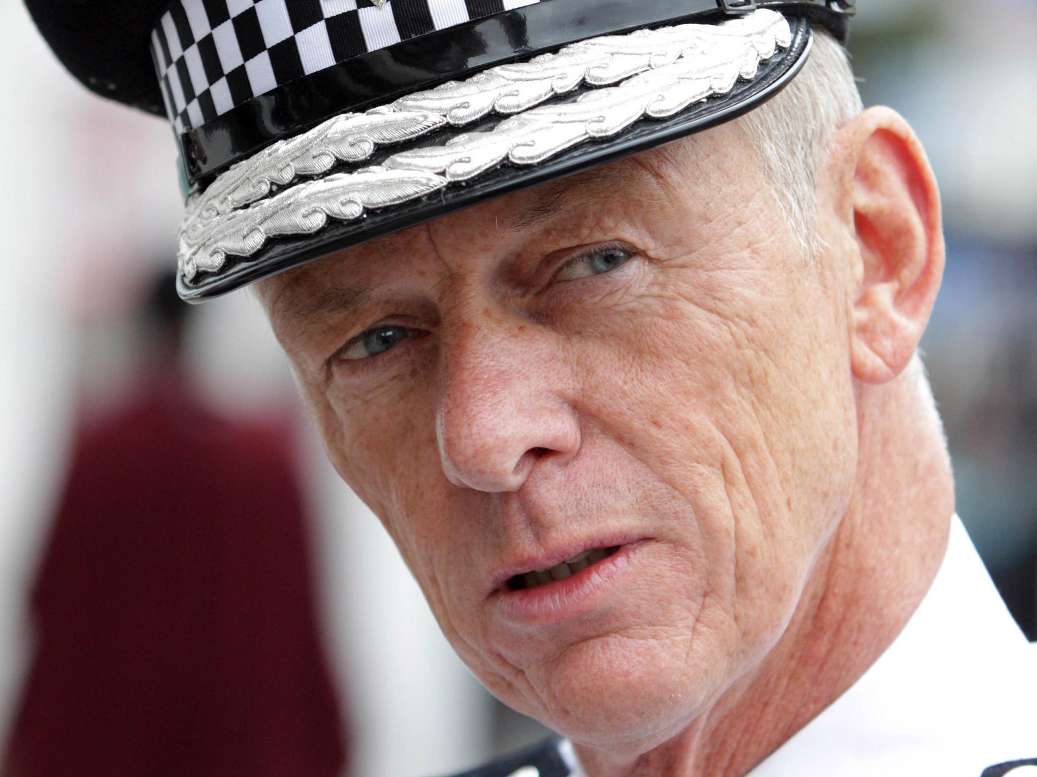 UK government must look into legalising cannabis, says former Met Commissioner Bernard Hogan-Howe