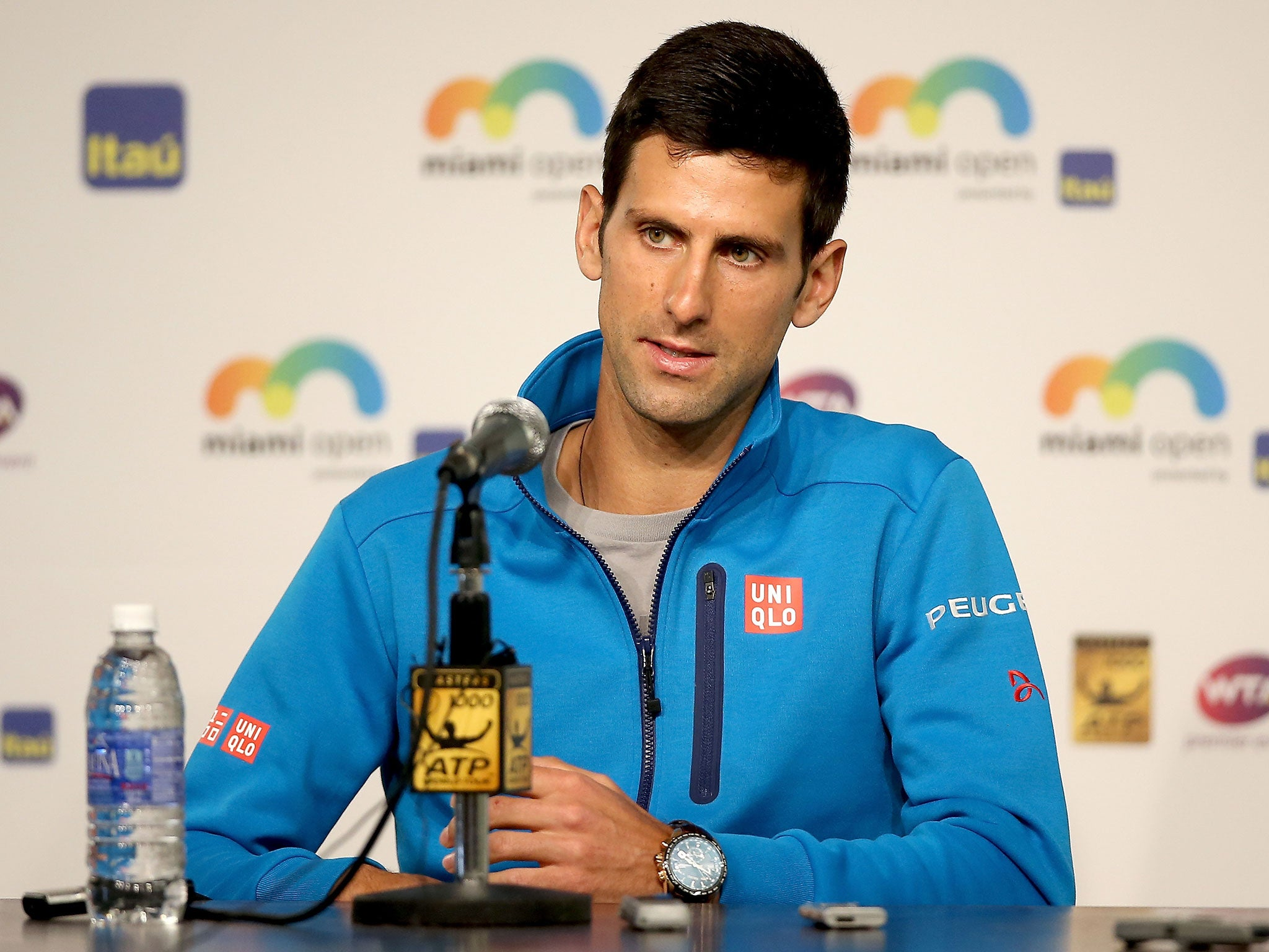 Novak Djokovic continues to backtrack on gender prize money row