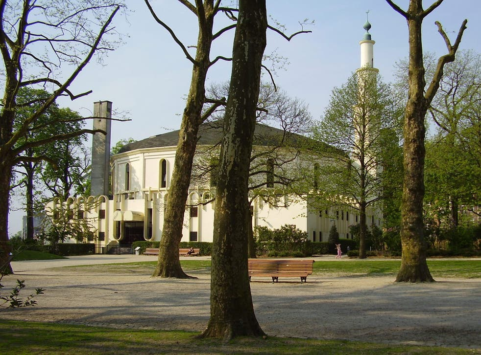 Brussels' Great Mosque