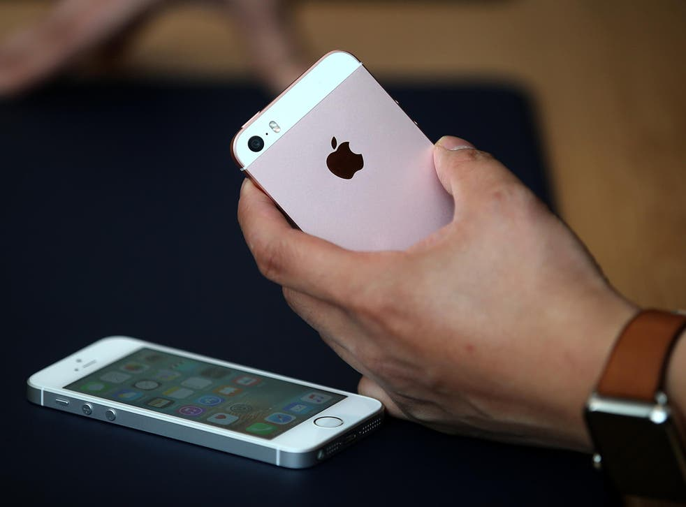 Apple updated the software on iPhones and iPads on Monday