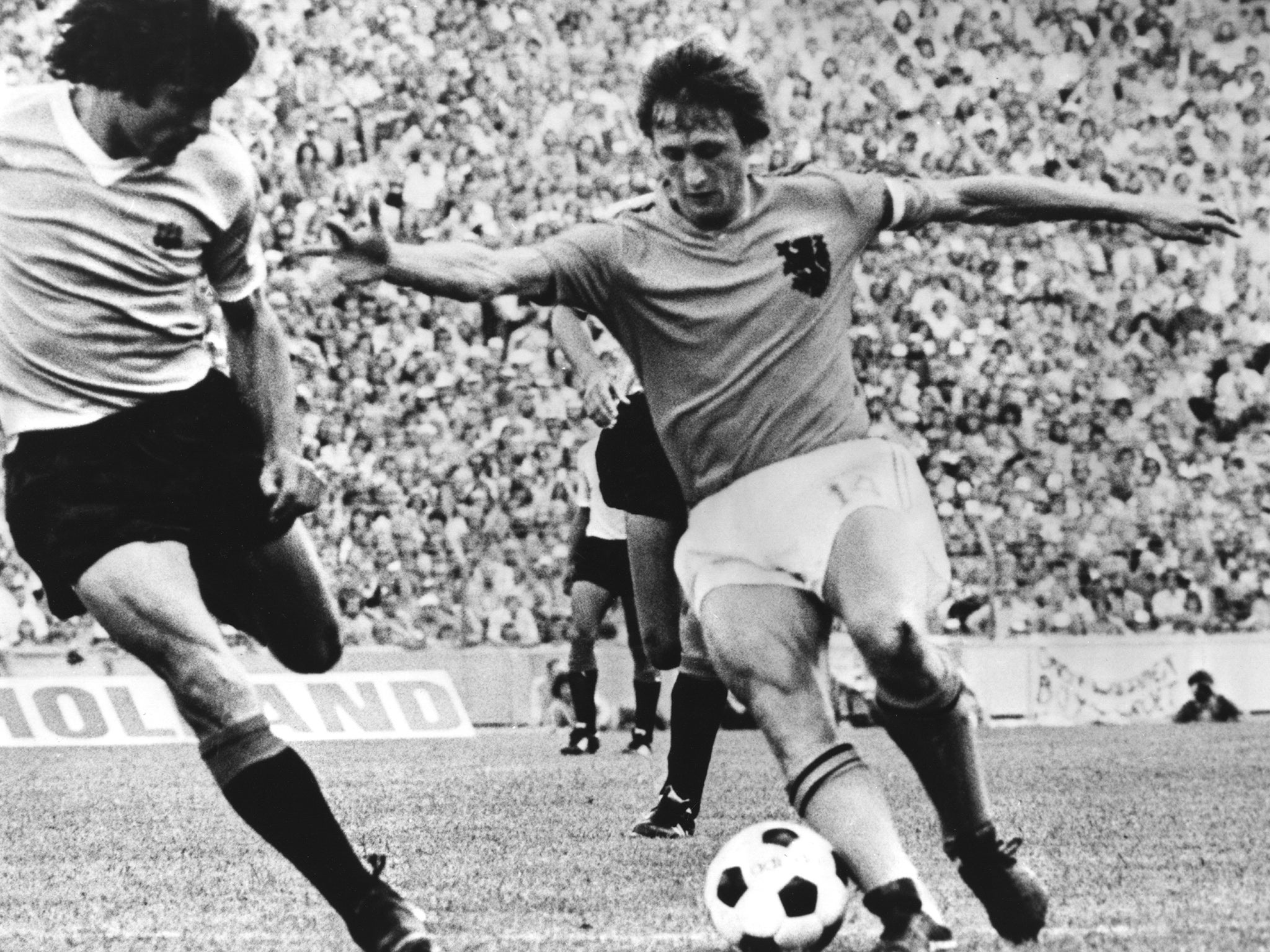 Johan Cruyff dead: 14 things you didn't know about the Dutch