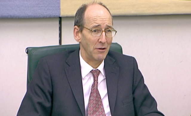 Conservative MP Andrew Tyrie chairs the Treasury Select Committee