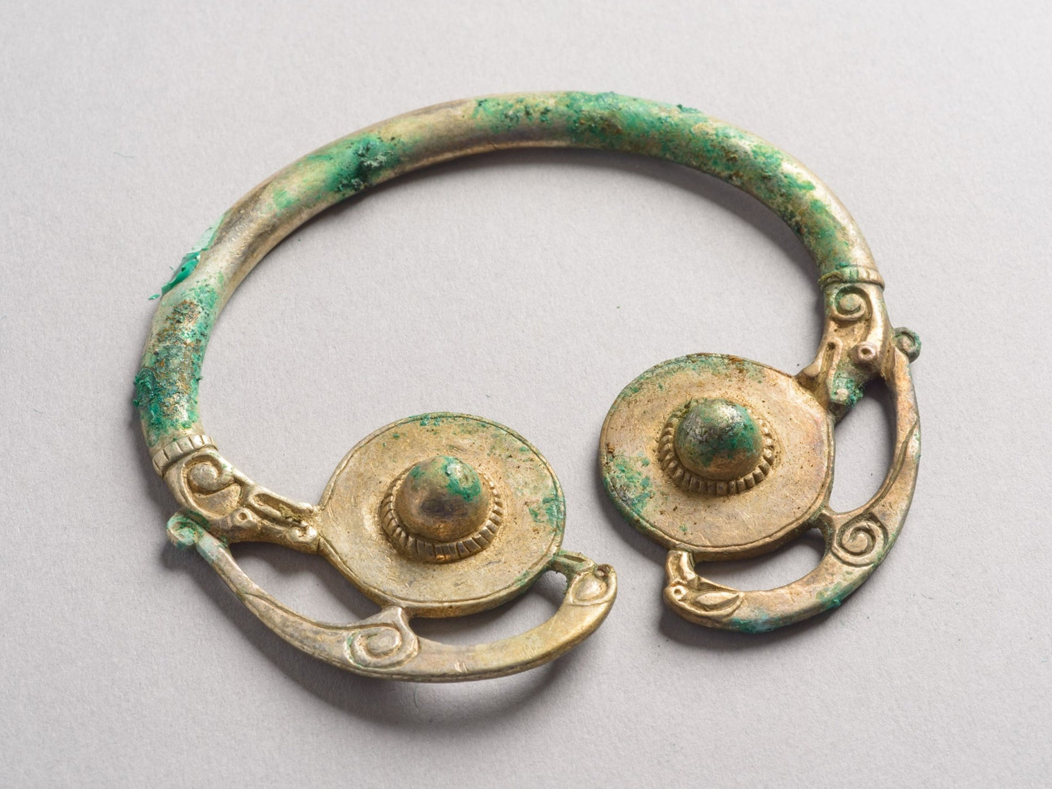 A 1,000-year-old Viking treasure hoard has been discovered in Scotland