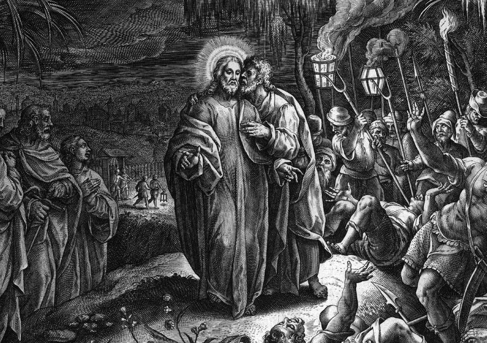 why judas iscariot may actually have been more of a saint than a