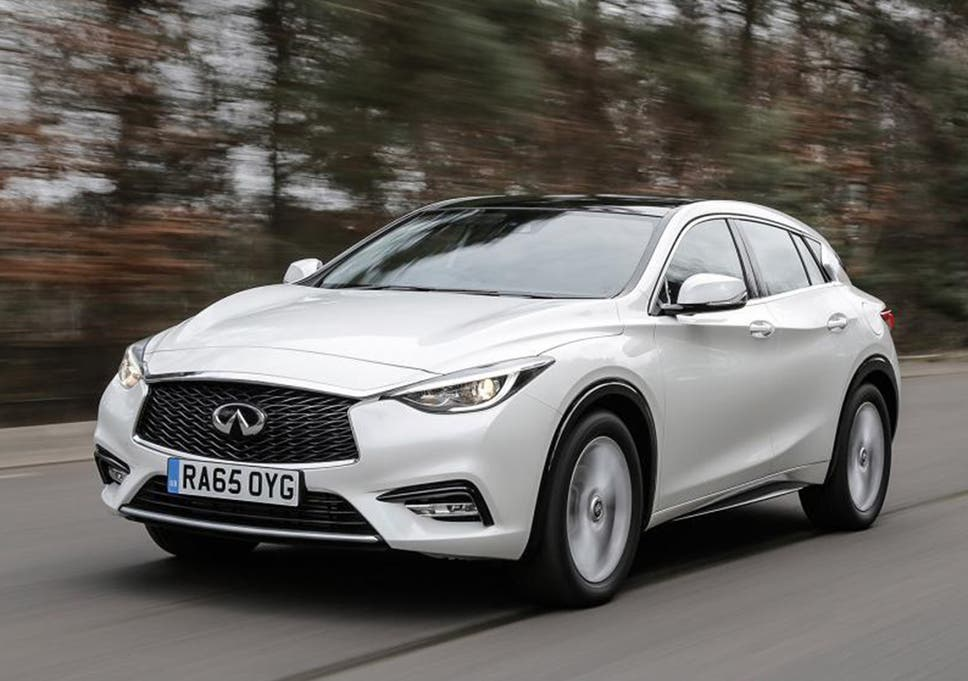 Infiniti Q30, car review: Mercedes A-Class dressed up for a