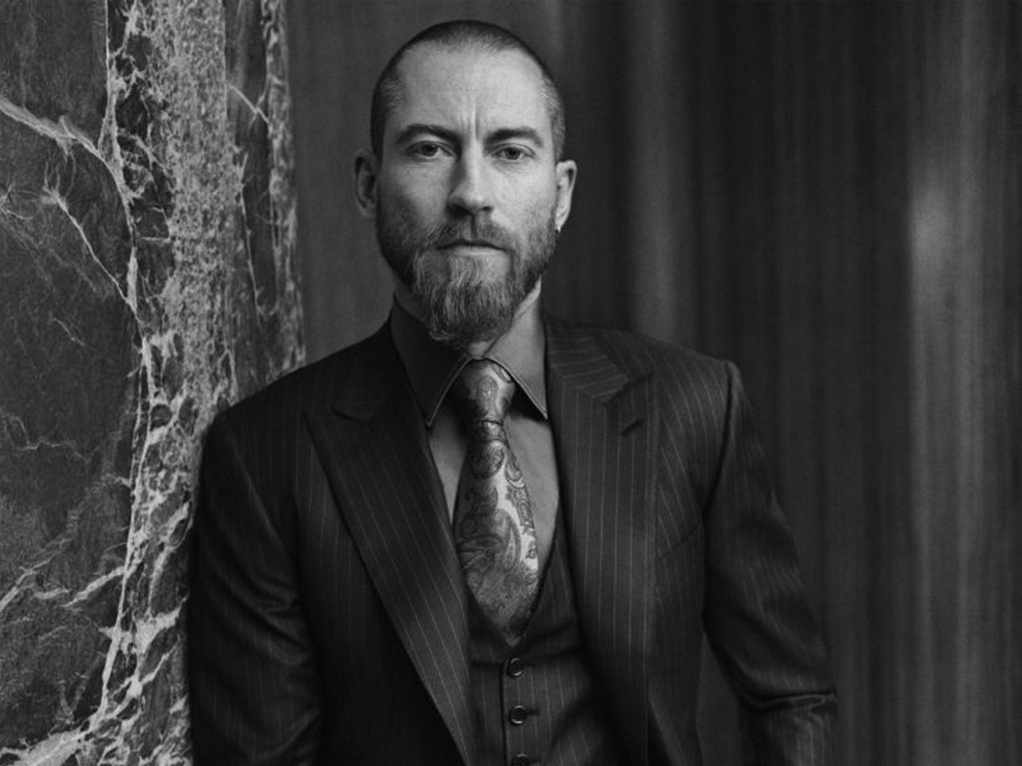Meet Justin O'Shea – Brioni's New Creative Director