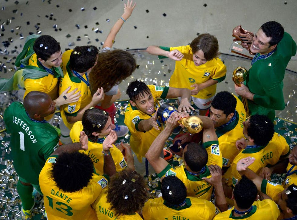 Zika virus 'introduced to Brazil during 2013 Confederations Cup football  tournament' | The Independent | The Independent