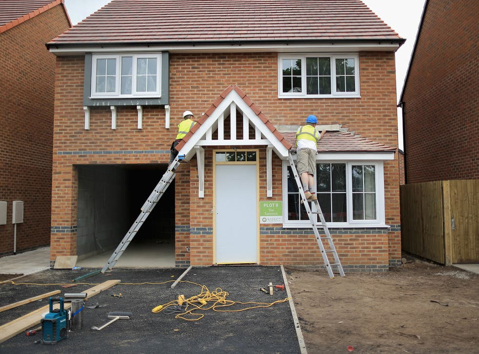 Official statistics show that since the Government's 2012 re-launch of 'right to buy', 38,479 homes have been sold under the scheme, but just 4,594 built or acquired in replacement