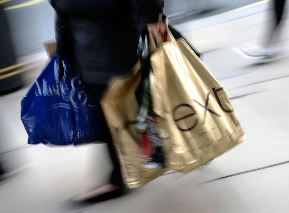 Retail sales fell in the month of the EU referendum