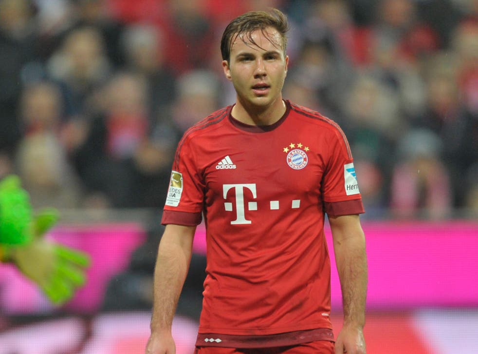 Mario Gotze could leave Bayern Munich, according to his team-mate Thomas Muller
