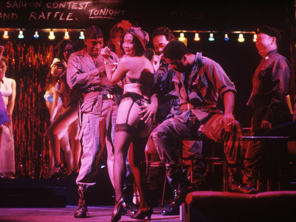 Three glorious decades the best of the independents arts good time girl lea salonga in miss saigon at the theatre royal publicscrutiny Images
