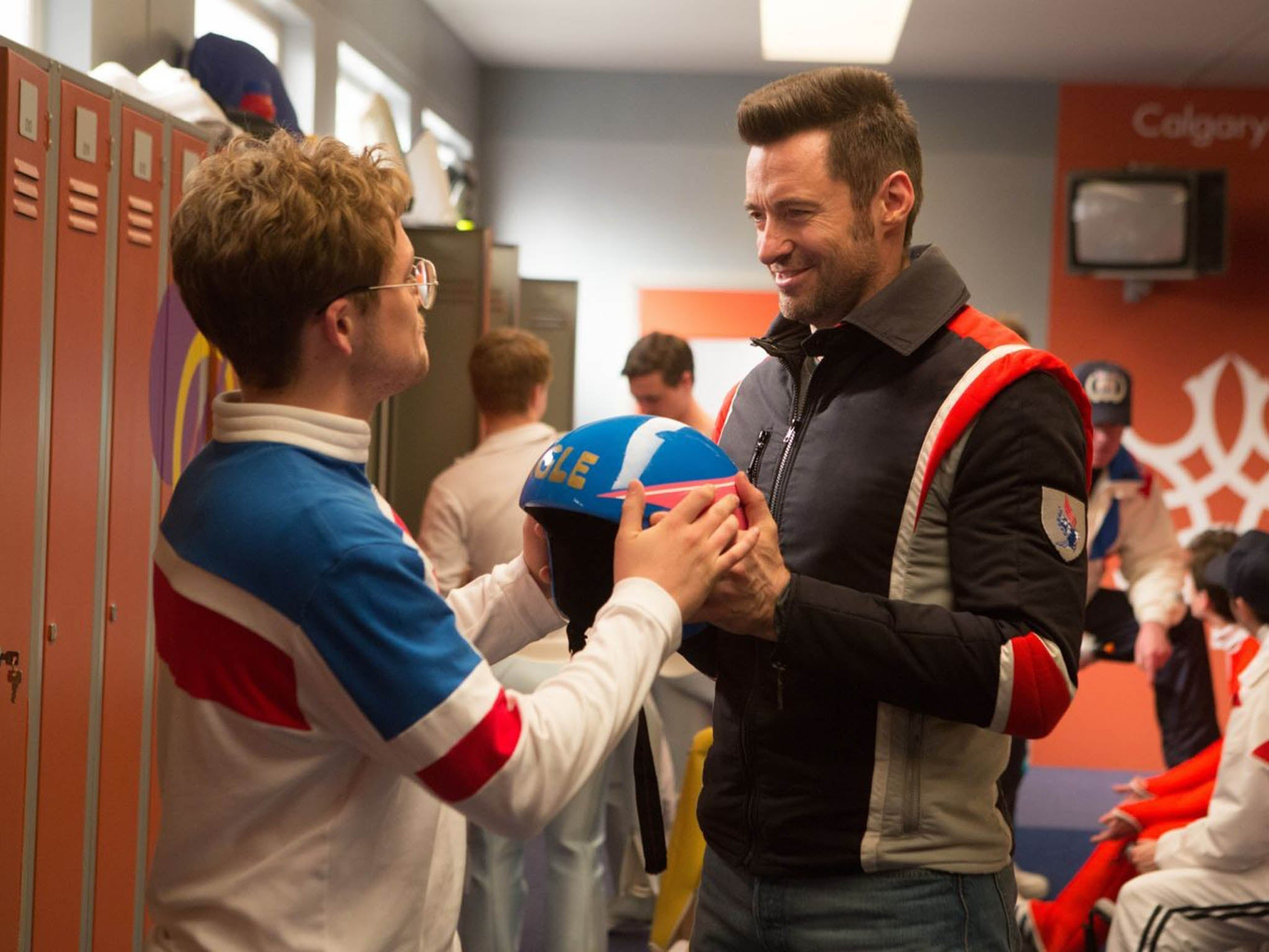 Gary Barlow on meeting Eddie the Eagle and collaborating on