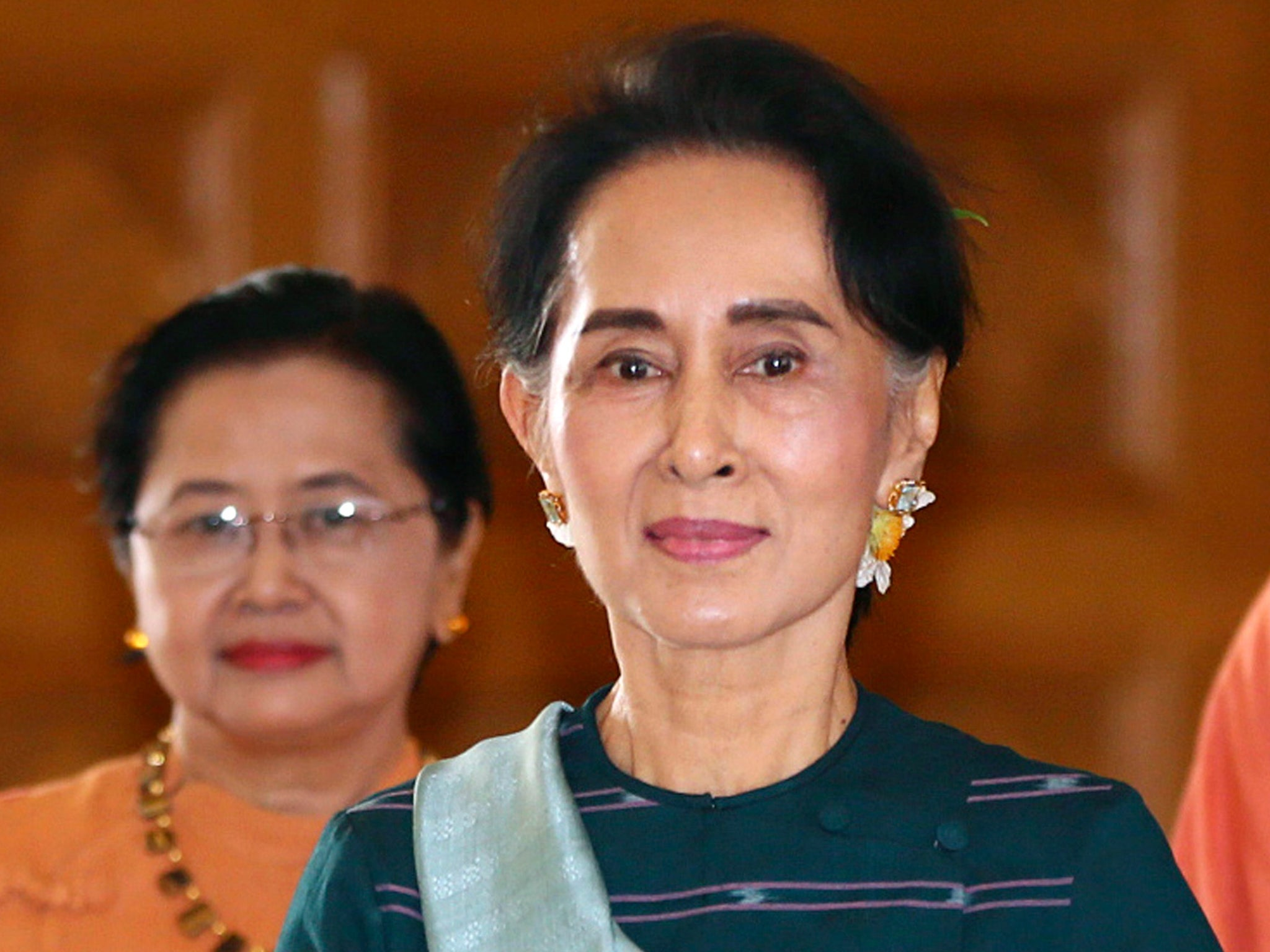 can aung san suu kyi really It really is time to stop making excuses for aung san suu kyi over  peace in myanmar can only prevail through  follow the national's opinion section on.