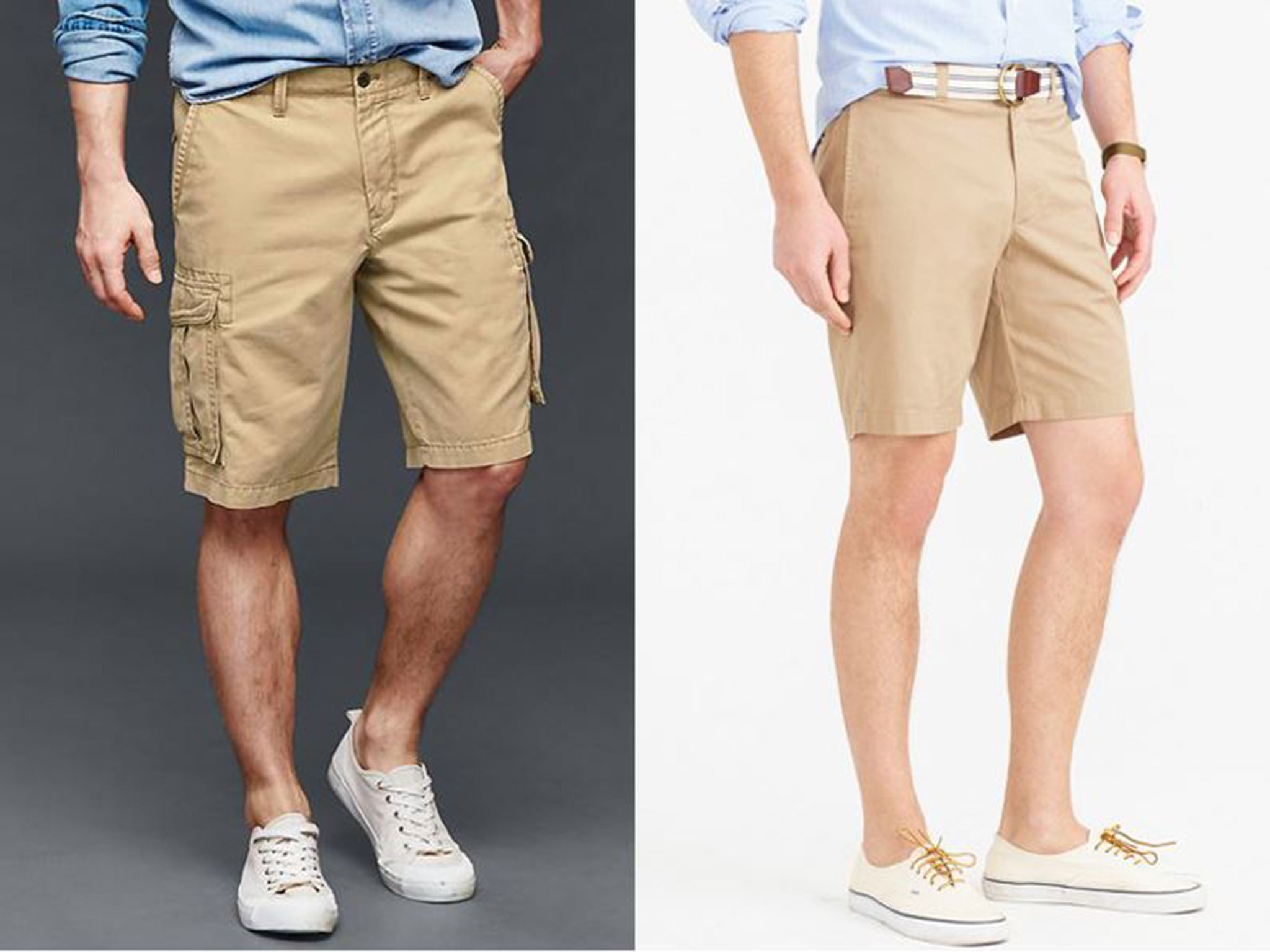7 Things No Man Should Wear In The Spring And What They Should