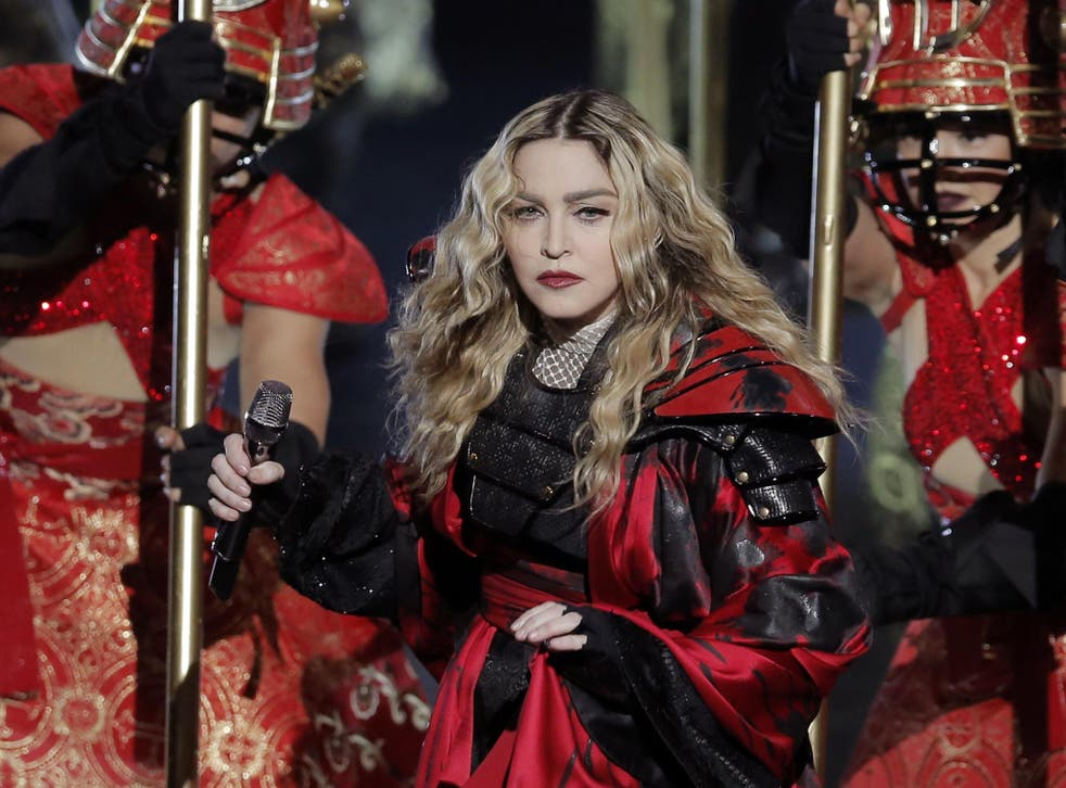Millennials are highly distrustful of Madonna, who is 17-times less influential than Taylor Swift