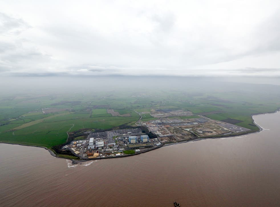 The future of Hinkley Point is still unclear but a document points to dangers posed by terrorism and cyber-attacks