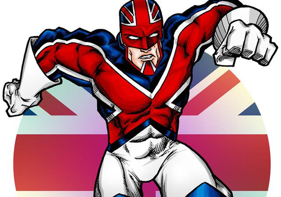 captain britain uk s obscure first superhero could be resurrected