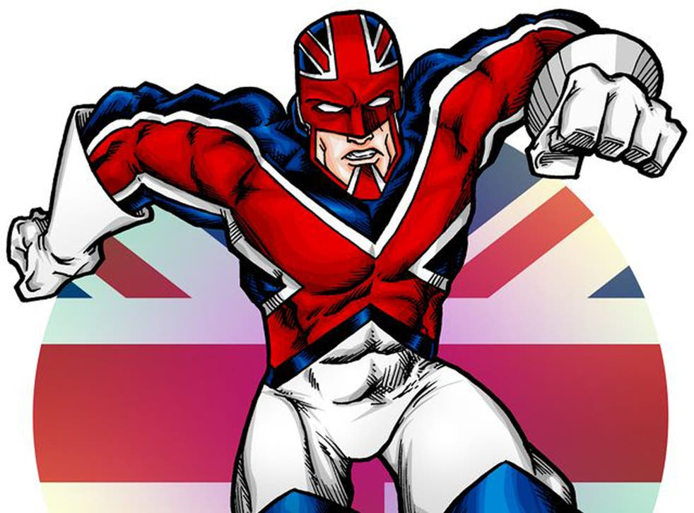 Comic book fans are buzzing with speculation that Britain's first superhero is to be resurrected