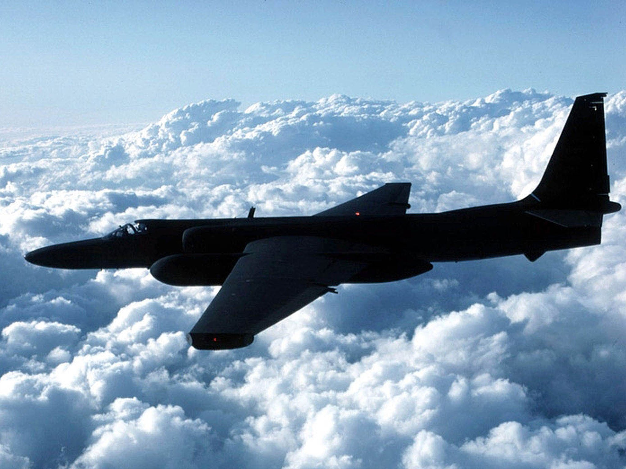 A US general wants to use U-2 spy plane to help conduct surveillance on Russia