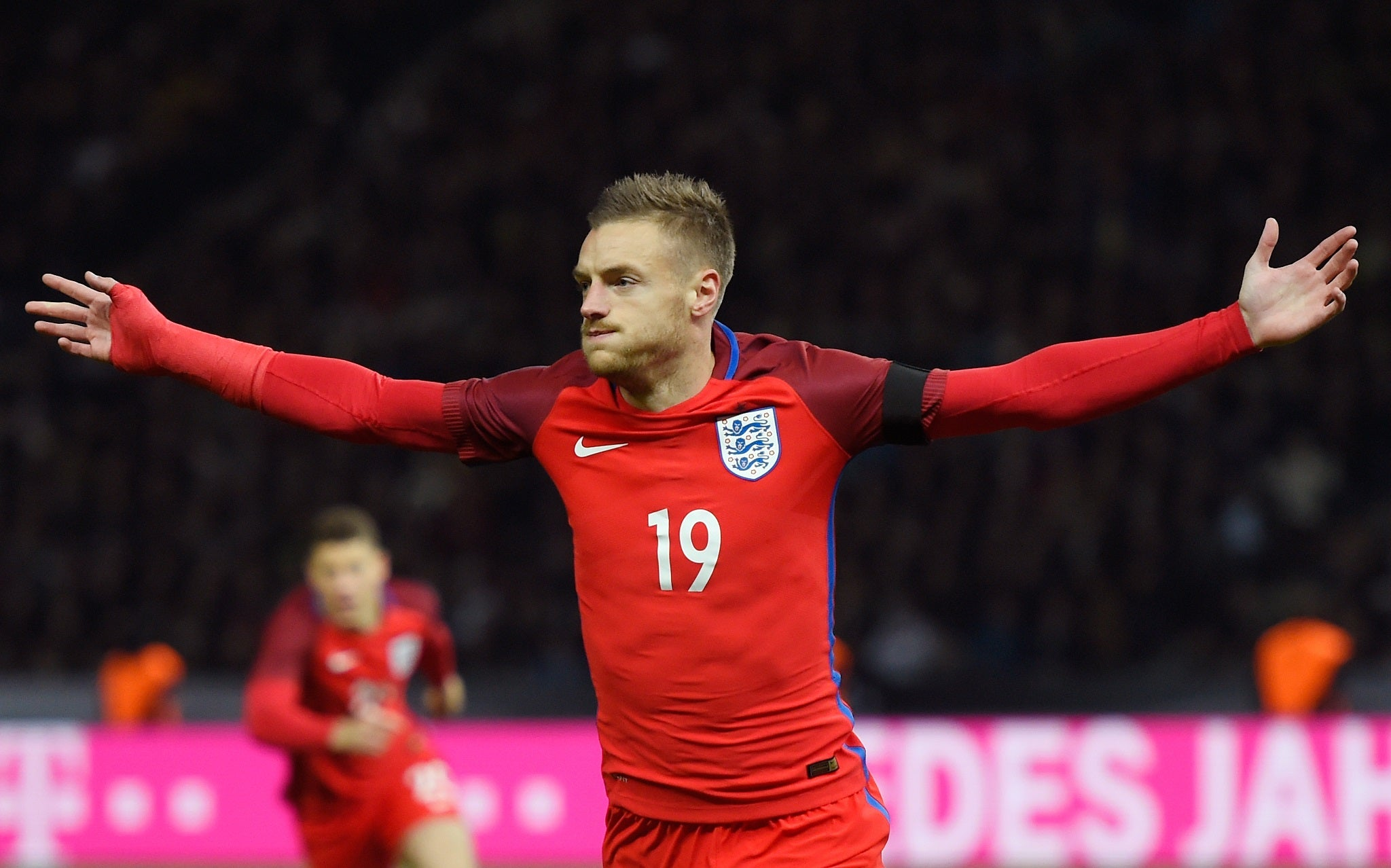 Image result for Jamie Vardy England