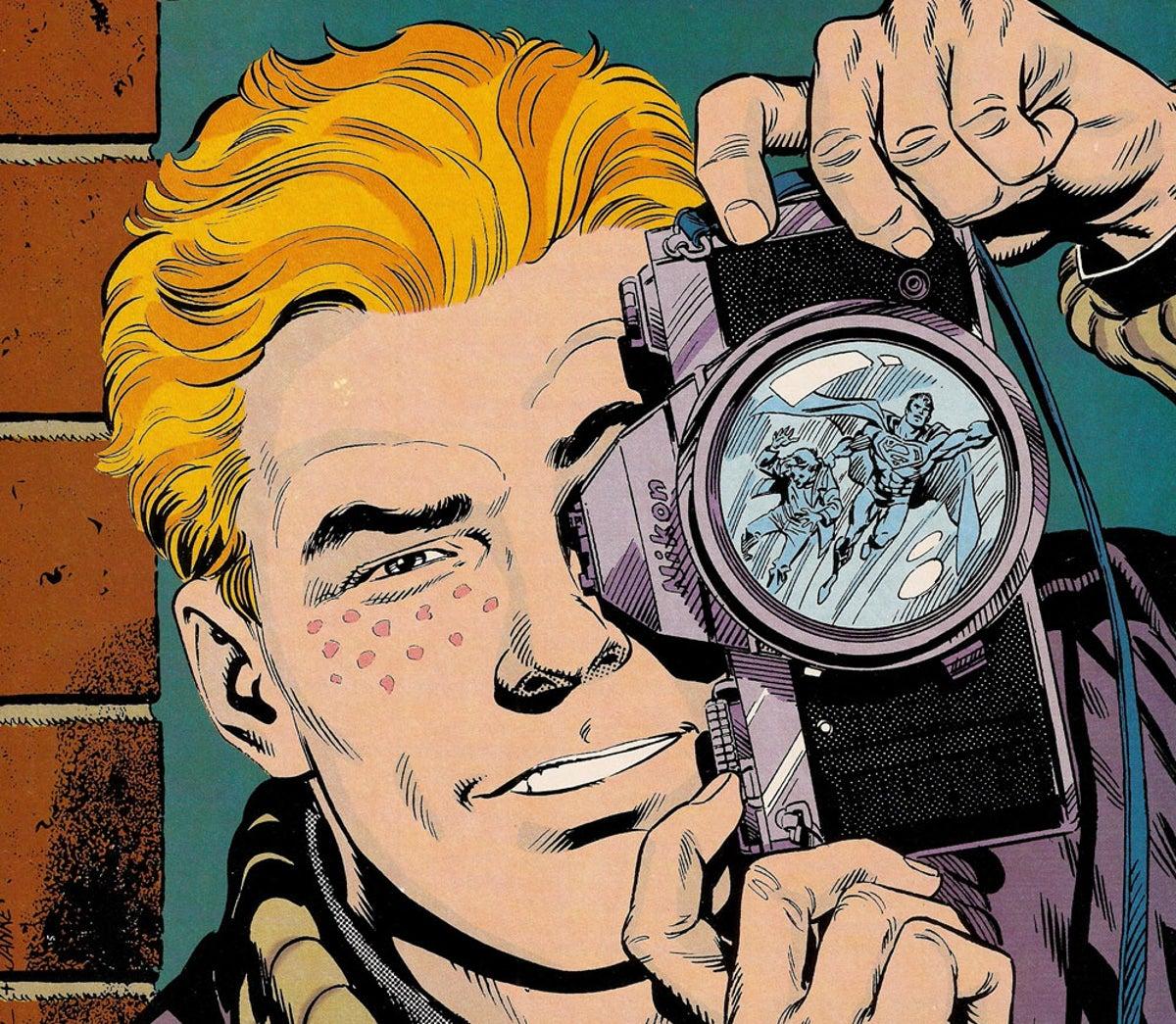 8. Superman's Pal- Jimmy Olsen