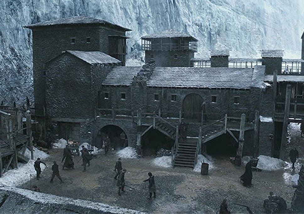 Game of thrones set pictures