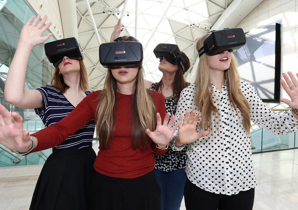 Oculus Rift: 5 things you can do with the VR headset apart