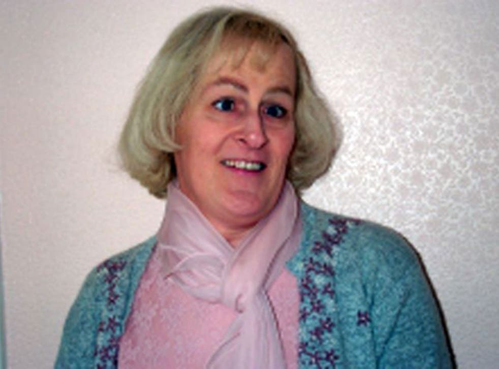 Ukip councillor Sarah Larkins, whose comments have caused yet more in-fighting within the party