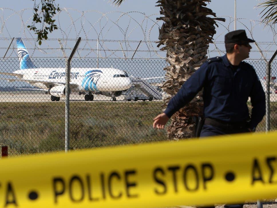 Image result for egyptair cyprus hijack