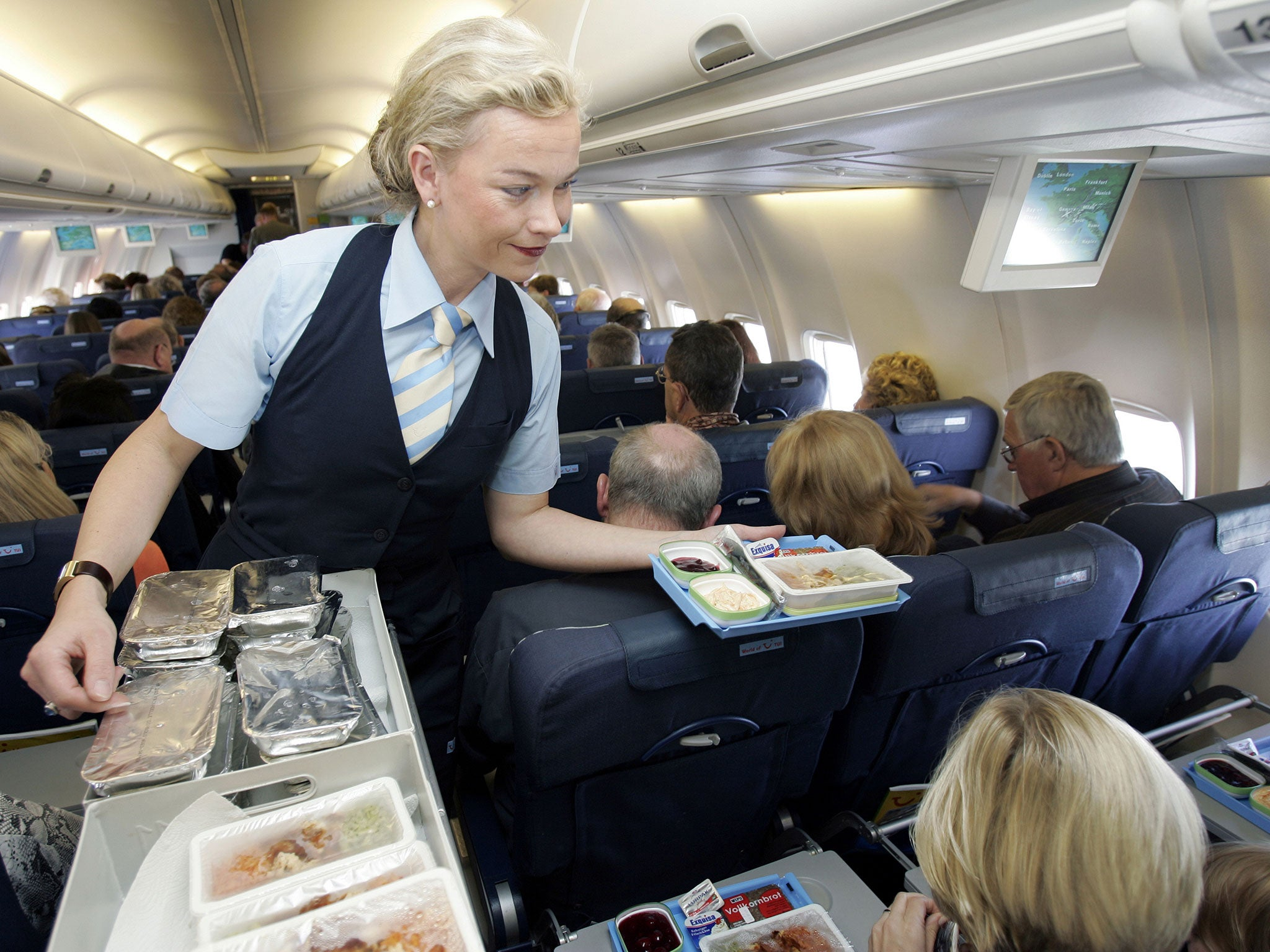 Flight attendants reveal facts about flying that airlines don't tell passengers