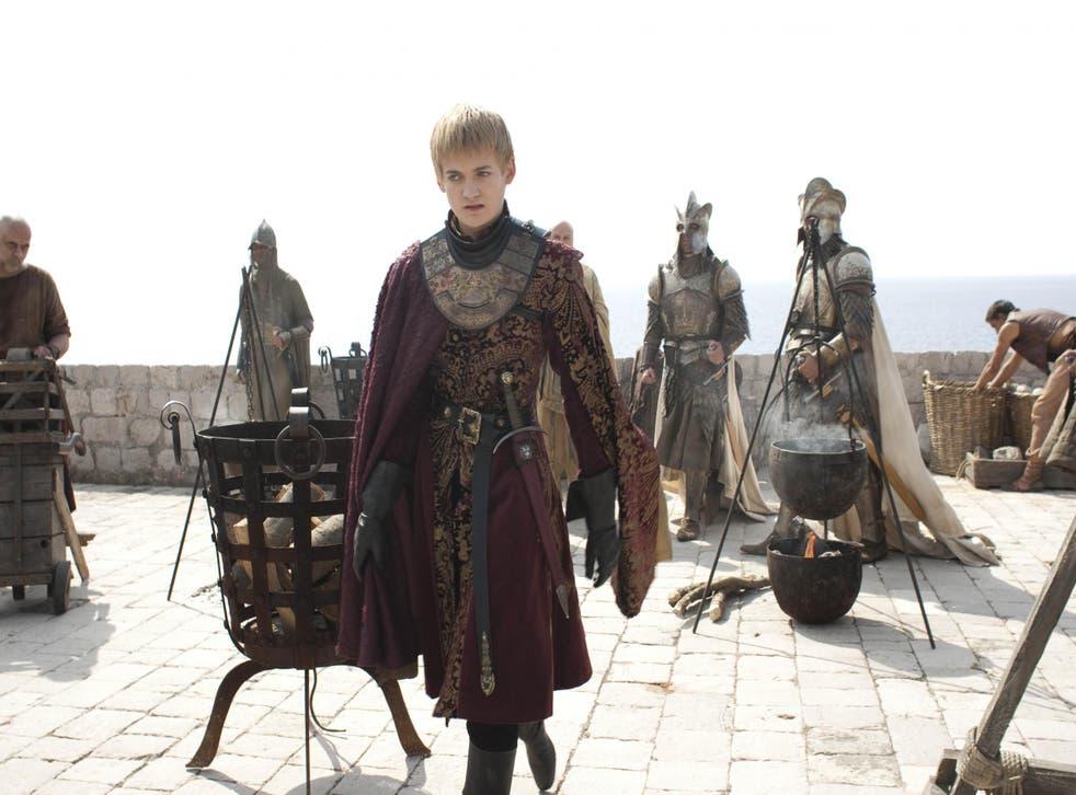Joffrey Baratheon - TV's greatest villain?