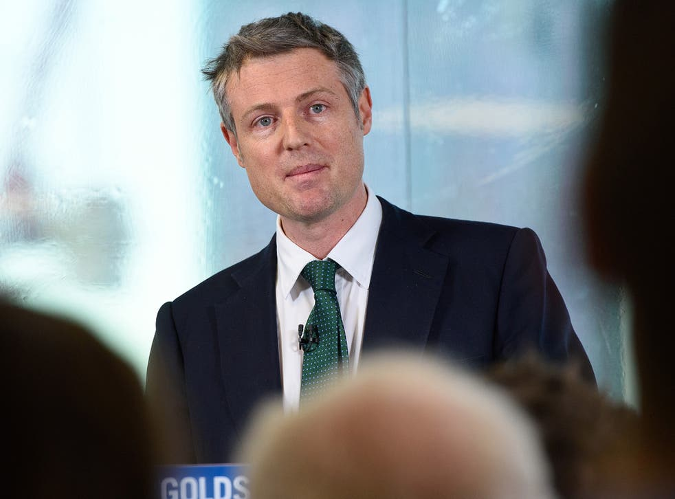 The tone of Zac Goldsmith's campaign has been called 'disappointing'