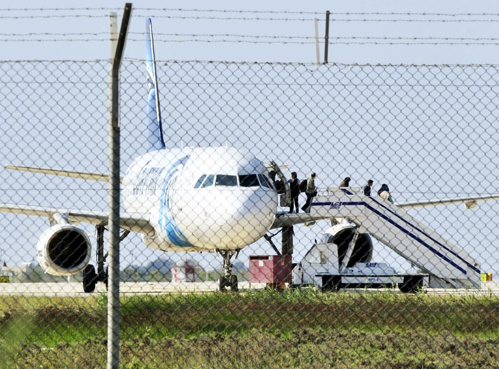 EgyptAir had suffered eight hijackings in 40 years, but other airlines have notable records on in-flight takeovers too.