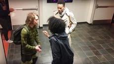 Read more  Black student filmed harassing white student over his dreadlocks