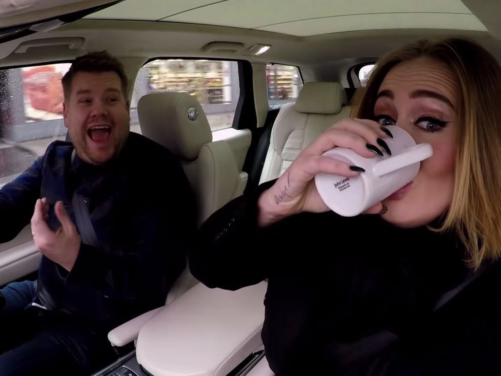 James Corden pokes fun at fans outraged over viral Carpool Karaoke f…