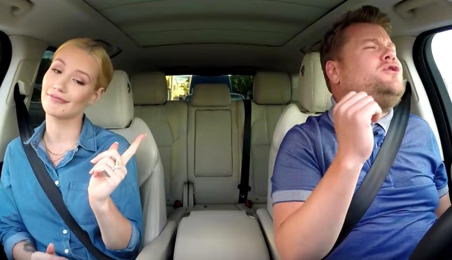 Paul Mccartney Makes James Corden Cry On Carpool Karaoke The