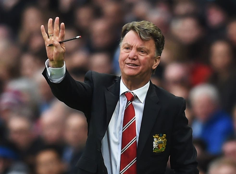 """Louis van Gaal: """"I am manager of Manchester United"""""""