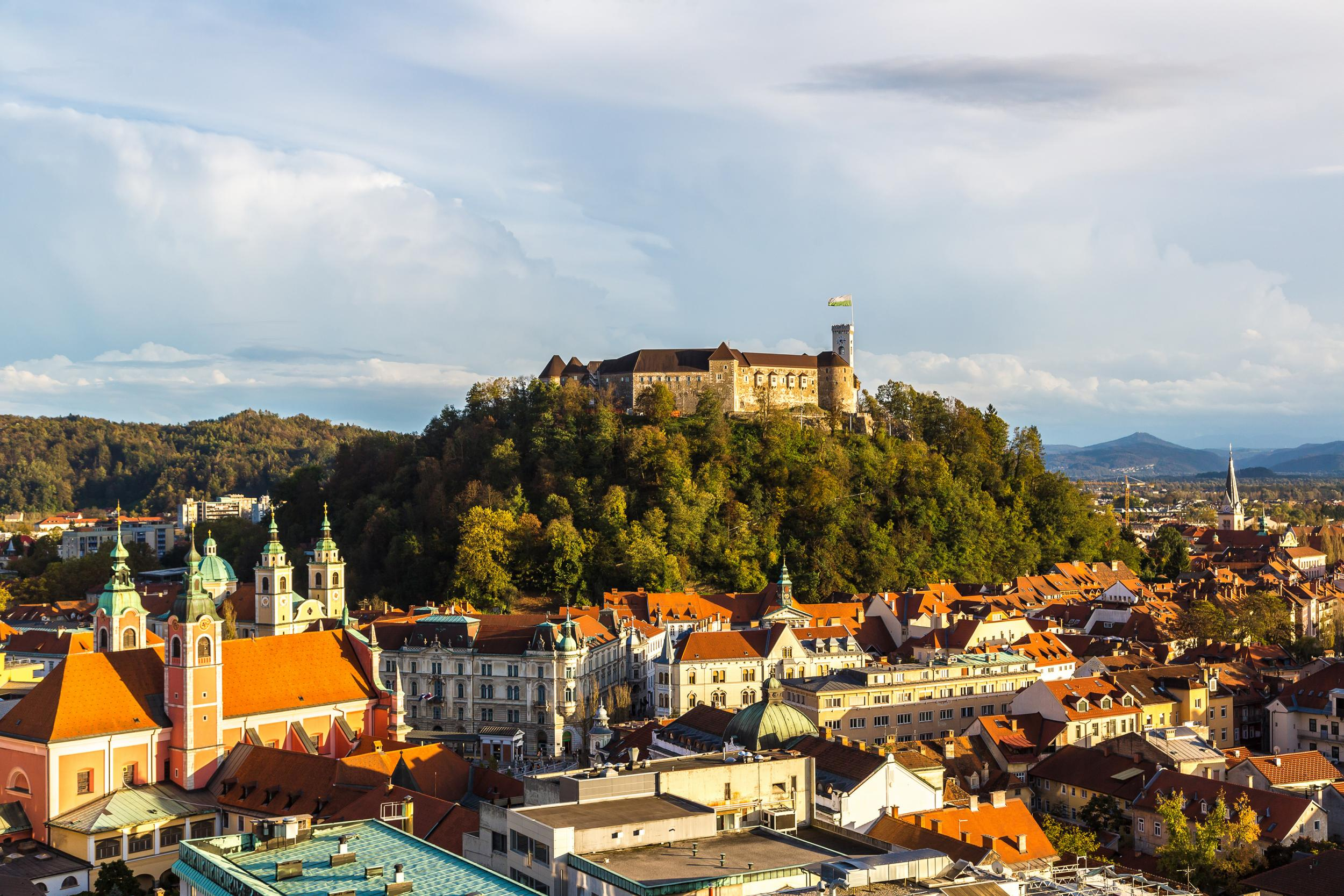 Ljubljana city guide: where to eat, drink and explore in the European Green Capital