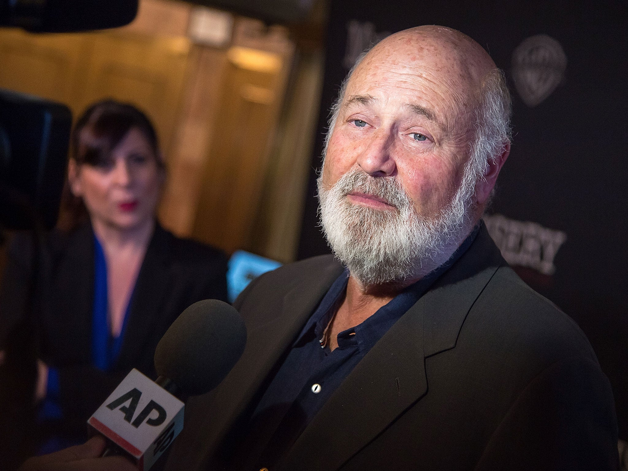 rob reiner interview if we re not able to slow trump down he ll