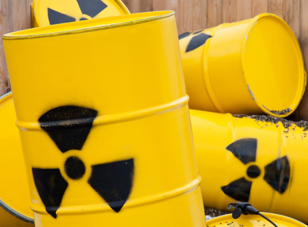 700kg of radioactive waste will be sent to the US