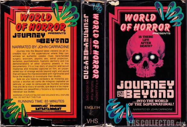 The VHS tapes now worth £1,500 – the 25 most valuable to