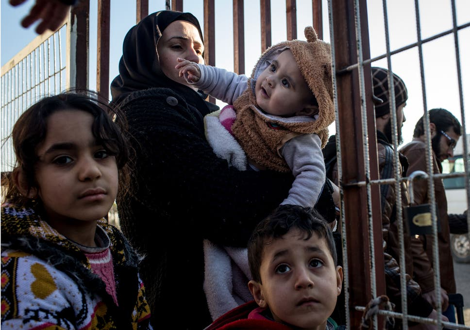 Turkish Border Guards Shoot Eight Syrian Refugees Dead Including