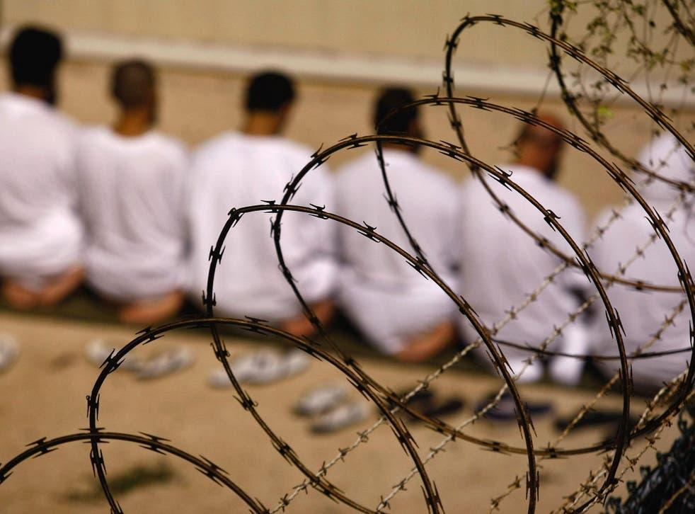 80 prisoners are still at Guantanamo Bay