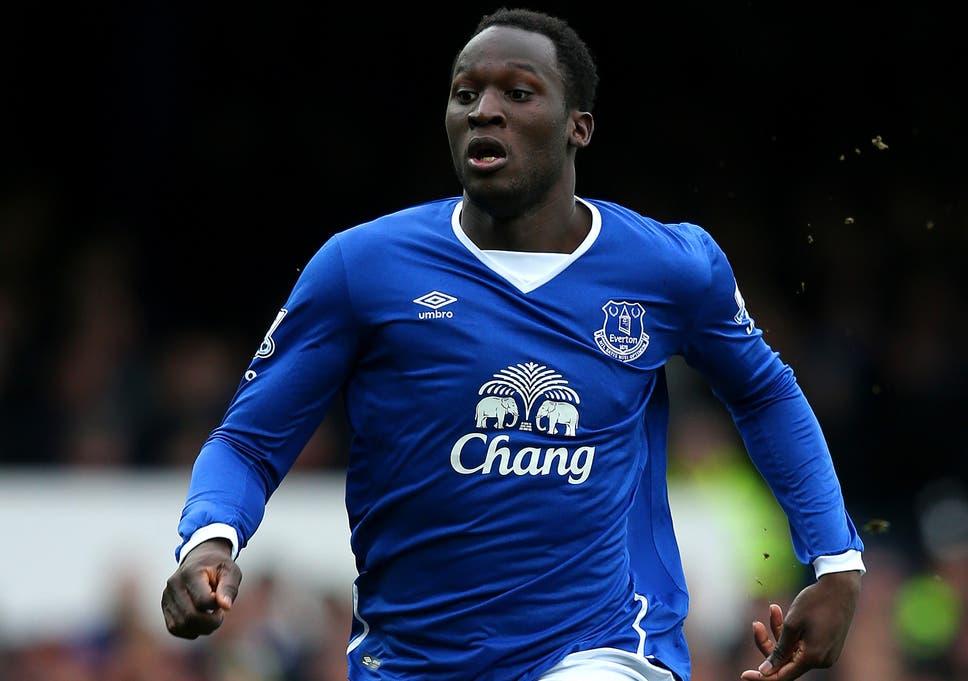 c35c14a55be Romelu Lukaku  Everton striker s agent Mino Raiola links player with ...