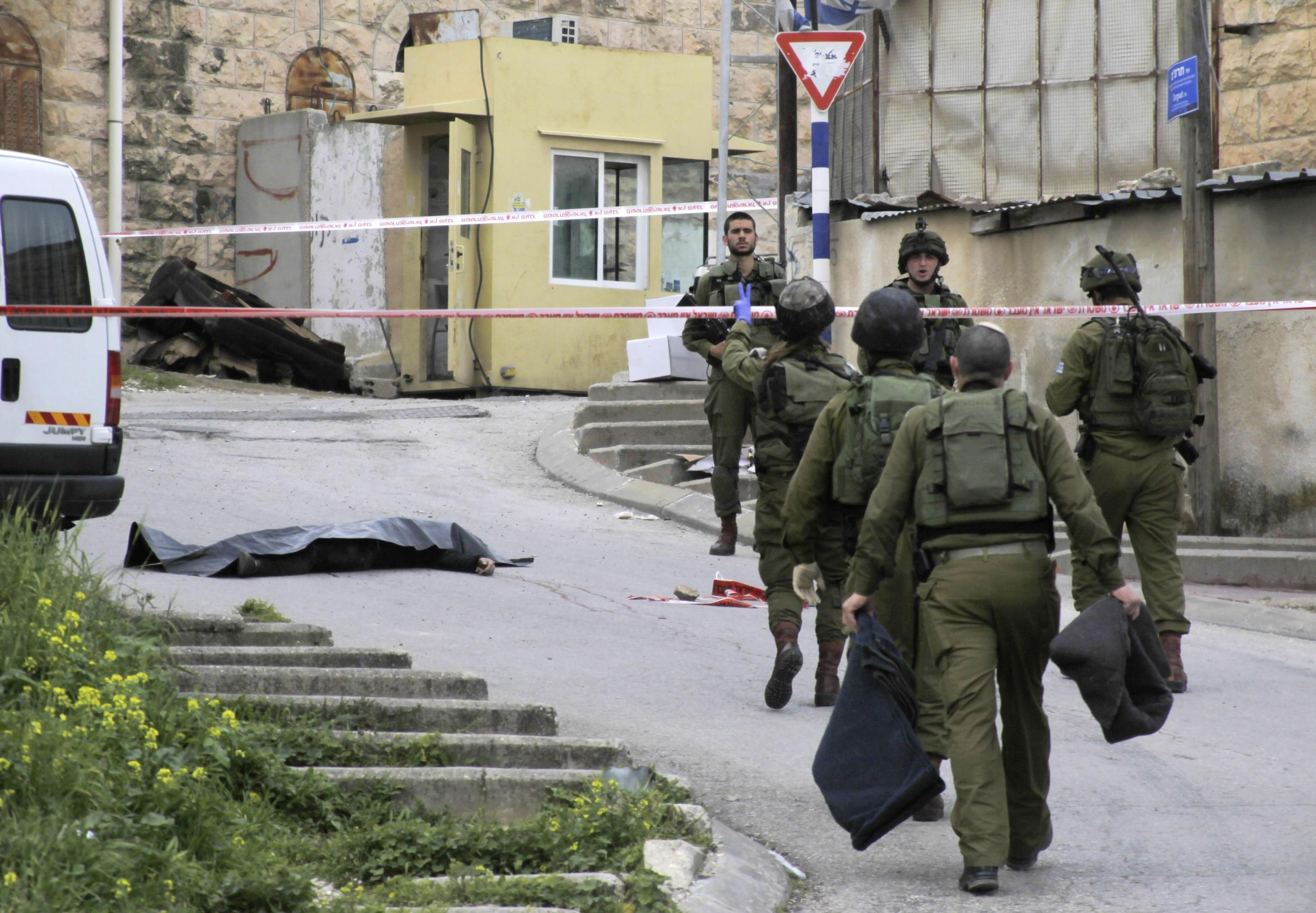 Palestinian who filmed Israeli soldier shooting disarmed man dead in Hebron receives death threats