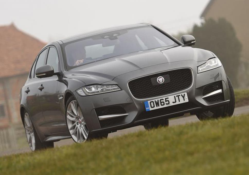 Jaguar XF 2.0d 180 AWD R Sport, Car Review: Four Wheel Drive Makes This A  Car For All Roads And Weathers