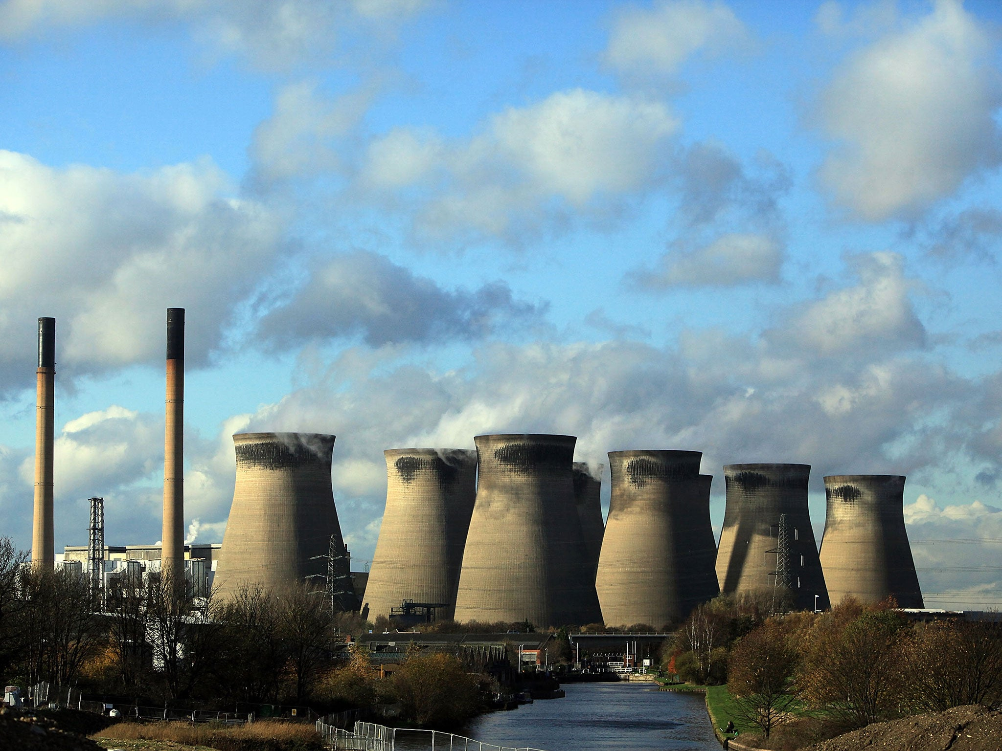 Ferrybridge C Experts call for more clean energy as landmark UK