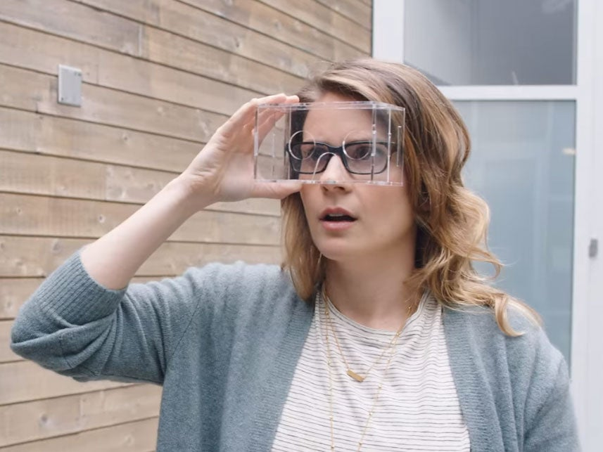 Google unveils Google Cardboard Plastic 'actual reality' headset for April Fools' Day